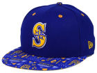 Seattle Mariners New Era MLB Geo 59FIFTY Cap Fitted Hats