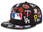 New Era MLB LIDS 20th Anniversary All Over 9FIFTY Snapback Cap Adjustable Hats