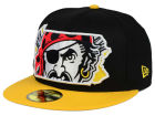 Pittsburgh Pirates New Era MLB Big State 59FIFTY Cap Fitted Hats