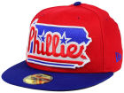 Philadelphia Phillies New Era MLB Big State 59FIFTY Cap Fitted Hats