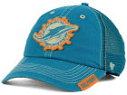 Miami Dolphins '47 NFL Turner Mesh '47 CLEAN UP Cap Adjustable Hats