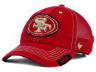San Francisco 49ers '47 NFL Turner Mesh '47 CLEAN UP Cap Adjustable Hats