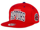 Toronto Raptors Mitchell and Ness NBA Reflective Arch Snapback Cap Adjustable Hats