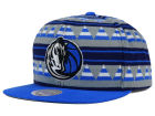 Dallas Mavericks Mitchell and Ness NBA Mixtec Snapback Cap Adjustable Hats