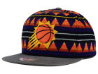 Phoenix Suns Mitchell and Ness NBA Mixtec Snapback Cap Adjustable Hats