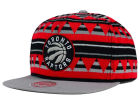 Toronto Raptors Mitchell and Ness NBA Mixtec Snapback Cap Adjustable Hats