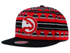 Atlanta Hawks Mitchell and Ness NBA Mixtec Snapback Cap Adjustable Hats