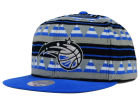 Orlando Magic Mitchell and Ness NBA Double Bonus Snapback Cap Adjustable Hats