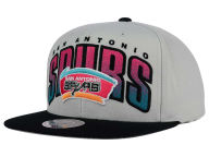 Mitchell and Ness NBA Double Bonus Snapback Cap Adjustable Hats