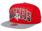 Houston Rockets Mitchell and Ness NBA Double Bonus Snapback Cap Adjustable Hats