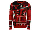 Chicago Bulls Forever Collectibles NBA Men's Patches Ugly Sweater Sweatshirts