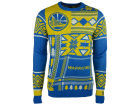 Golden State Warriors Forever Collectibles NBA Men's Patches Ugly Sweater Sweatshirts