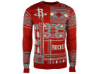 Houston Rockets Forever Collectibles NBA Men's Patches Ugly Sweater Sweatshirts