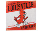 Louisville Cardinals Legacy 14x14 Vintage Mascot Wall Art Collectibles