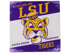LSU Tigers Legacy 14x14 Vintage Mascot Wall Art Collectibles