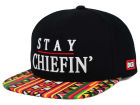 DGK Stay Chiefin Snapback Hat Adjustable Hats
