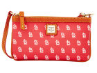 St. Louis Cardinals Dooney & Bourke Large Dooney & Bourke Wristlet Luggage, Backpacks & Bags