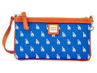 Los Angeles Dodgers Dooney & Bourke Large Dooney & Bourke Wristlet Luggage, Backpacks & Bags