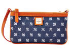 New York Yankees Dooney & Bourke Large Dooney & Bourke Wristlet Luggage, Backpacks & Bags
