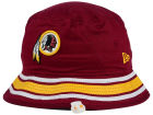 Washington Redskins New Era NFL Team Stripe Bucket Hats