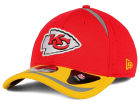 Kansas City Chiefs New Era NFL Reflective 2 Tone 39THIRTY Cap Stretch Fitted Hats