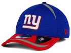 New York Giants New Era NFL Reflective 2 Tone 39THIRTY Cap Stretch Fitted Hats