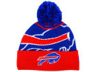 Buffalo Bills New Era NFL Logo Whiz Knit Hats