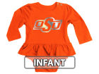 Oklahoma State Cowboys Colosseum NCAA Infant Stargazer Long Sleeve Creeper Infant Apparel