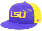 LSU Tigers Nike NCAA True Seasonal Snapback Cap Adjustable Hats