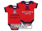 Arizona Wildcats NCAA Infant 2 Pack Contrast Creeper Infant Apparel
