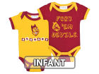 Arizona State Sun Devils NCAA Infant 2 Pack Contrast Creeper Infant Apparel