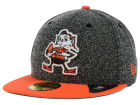 Cleveland Browns New Era NFL Spec Top 59FIFTY Cap Fitted Hats