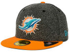 Miami Dolphins New Era NFL Spec Top 59FIFTY Cap Fitted Hats