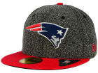 New England Patriots New Era NFL Spec Top 59FIFTY Cap Fitted Hats
