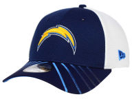 New Era NFL Fade Back Mesh 39THIRTY Cap Stretch Fitted Hats