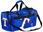 Texas Rangers Forever Collectibles Core Duffle Bag Luggage, Backpacks & Bags