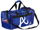Atlanta Braves Forever Collectibles Striped Core Duffle Bag Luggage, Backpacks & Bags