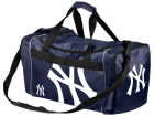 New York Yankees Forever Collectibles Striped Core Duffle Bag Luggage, Backpacks & Bags