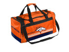 Denver Broncos Forever Collectibles Striped Core Duffle Bag Luggage, Backpacks & Bags