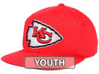 Kansas City Chiefs Outerstuff NFL Youth Basic Snapback Cap Adjustable Hats