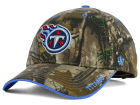 Tennessee Titans '47 NFL Realtree Frost MVP Cap Adjustable Hats