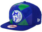 Minnesota Timberwolves New Era NBA HWC Cut & Paste 9FIFTY Snapback Cap Adjustable Hats