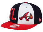 Atlanta Braves New Era MLB My Block 9FIFTY Snapback Cap Adjustable Hats