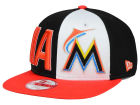 Miami Marlins New Era MLB My Block 9FIFTY Snapback Cap Adjustable Hats
