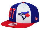 Toronto Blue Jays New Era MLB My Block 9FIFTY Snapback Cap Adjustable Hats