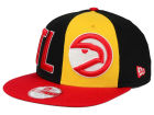 Atlanta Hawks New Era NBA HWC My Block 9FIFTY Snapback Cap Adjustable Hats