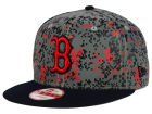 Boston Red Sox New Era MLB DC Team Reflective 9FIFTY Snapback Cap Adjustable Hats