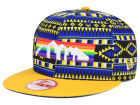 Denver Nuggets New Era NBA HWC Tri-All Print 9FIFTY Snapback Cap Adjustable Hats