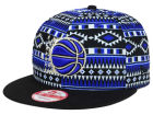 Orlando Magic New Era NBA HWC Tri-All Print 9FIFTY Snapback Cap Adjustable Hats