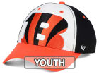 Cincinnati Bengals '47 NFL Youth Lil Show '47 MVP Cap Adjustable Hats